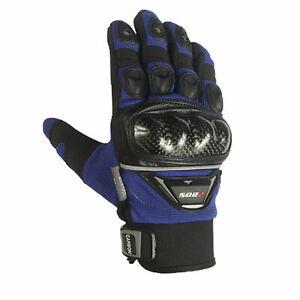 Motorradhandschuhe LP® Leder kurz Motorrad Handschuhe Motorrad Roller Handschuhe