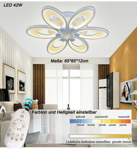 8010 Plafonnier LED Télécommande Intensité Variable Coloris Blanc Fluo Ajustable
