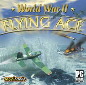 WWII FLYING ACE  Brand New Sealed PC Game  Fight in the Air and on the Sea