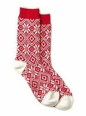 GAP Boot Socks Women Fair Isle