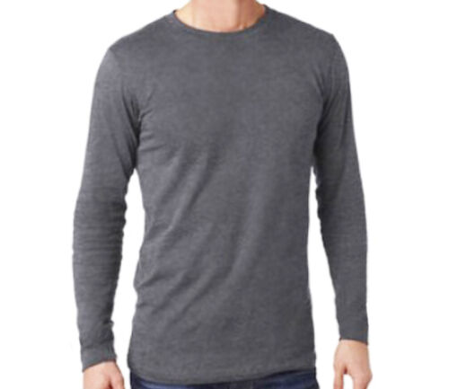 Organic tees PACKS of Men/'s Bamboo Long-sleeve T-shirts Free /& Fast Postage!
