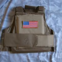 Black Hawk Tactical Tactical Airsoft Gilet Paintball Body Armor Vest Mud