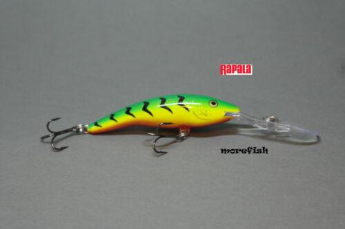 Bleeding Tiger Rapala Wobbler Deep Tail Dancer TDD07 7cm BLT