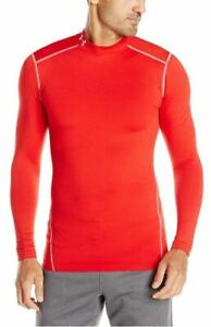 Under-Armour-Evo-Coldgear-Compression-Mock-XX-Large-Red