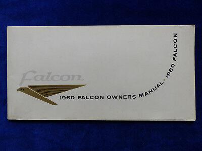 Ford Falcon 1960 - Us-betriebsanleitung Handbuch Operation Manual 1959 Usa HöChste Bequemlichkeit