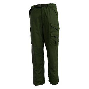 Image is loading Ridgeline-Pintail-Trousers-olive -Waterproof-Hunting-Shooting-RRP-