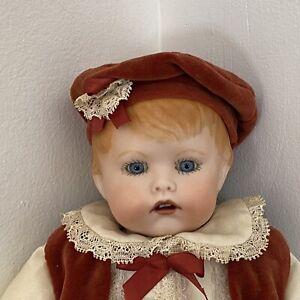Antique Reproduction  J.L. Kallus Baby Bo-Kaye Doll