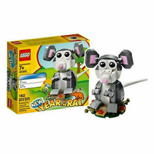 Rare 2020 Set Sealed BNIB In Hand Lego 40355 New Year Of The Rat