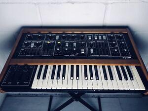 Crumar Spirit (1983 Bob Moog) - Vintage Synth - Fully Serviced