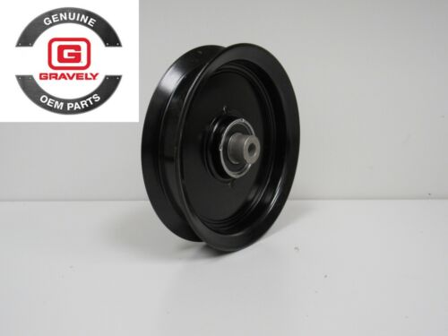 """GENUINE OEM Ariens Gravely 5/"""" Flat Idler Pulley #07345600 Fast Shipping!"""
