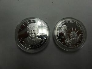 Donald John Trump Challenge Coin,United States Trump Liberty 2016 Coins Item
