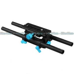 FOTGA-DP3000-15mm-Rail-Rod-Quick-Release-QR-Baseplate-for-DSLR-Follow-Focus-Rig