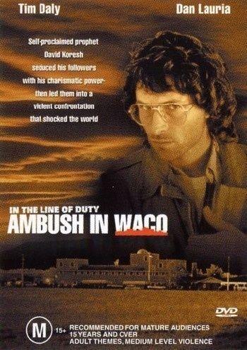 1 of 1 - AMBUSH IN WACO R4 used DVD ( Tim Daley, Dan Lauria)