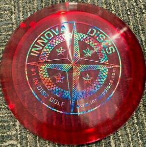 RARE-INNOVA-CHAMPION-FIRST-1ST-FIRST-RUN-THUNDERBIRD-DISC-GOLF-DRIVER-RD-OS-175G