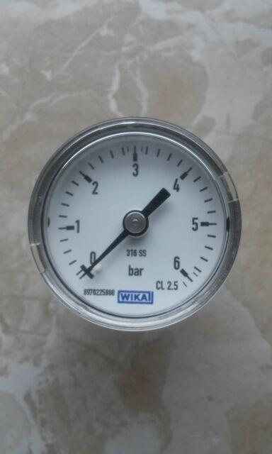 6//15 5//17 7//15 300bar Manometer Druckmesser für Karcher HD 7//18 C 7//16