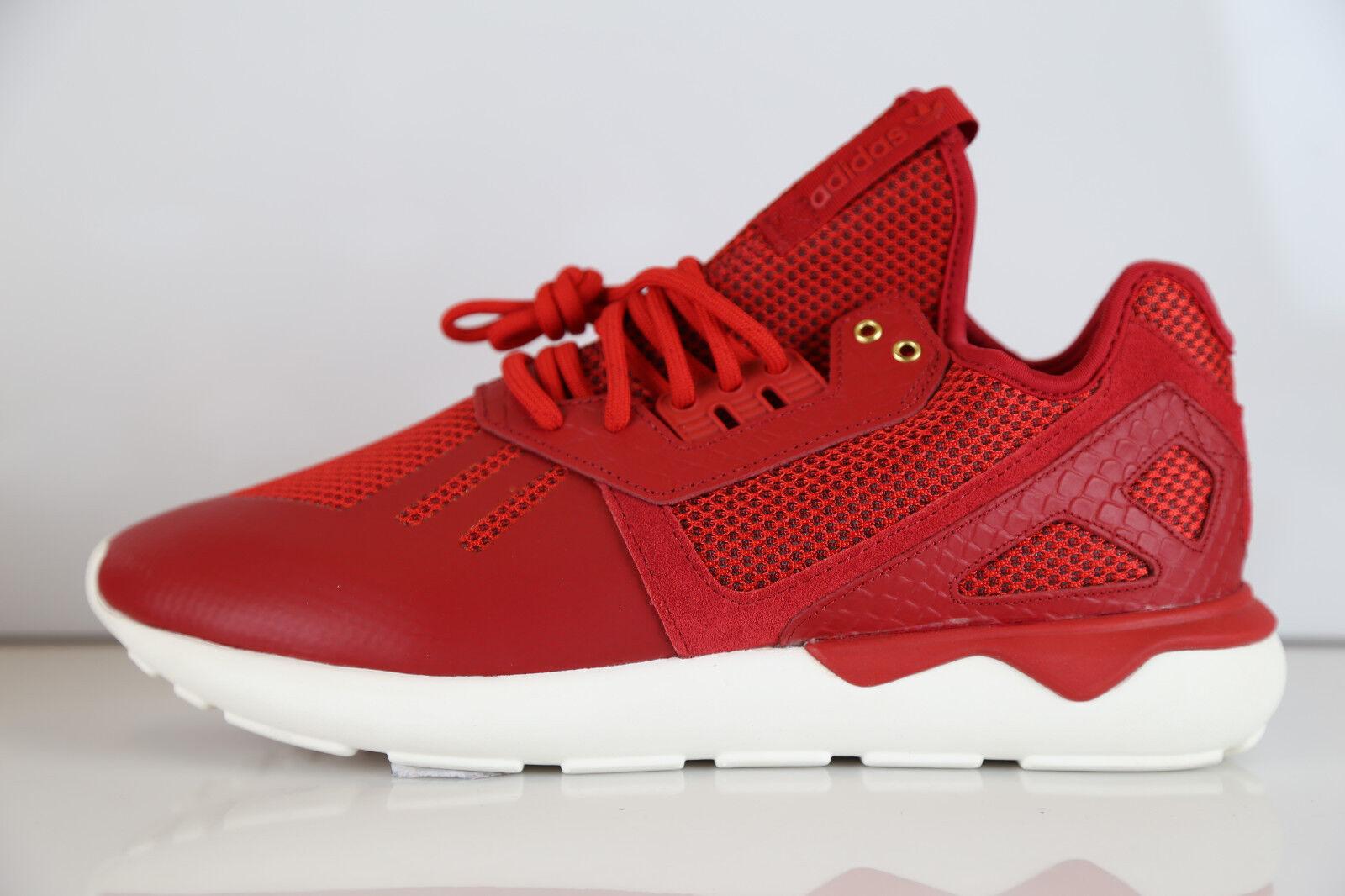 Adidas Tubular Runner CNY Chinese New Year Red AQ2549 8-12 ultra originals boost