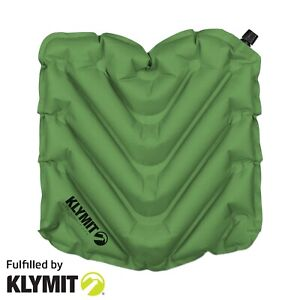 KLYMIT-V-SEAT-Camping-Event-Inflatable-Seat-CUSHION-CERTIFIED-REFURBISHED