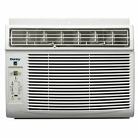 Danby 6000 Btu Window Air Conditioner, Cools Up To 250 Sq. Ft. With 3 Fan Speeds