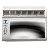 Danby 6000 Btu Window Air Conditioner, Cools Up To 250 Sq. Ft. With 3 Fan Speeds on sale