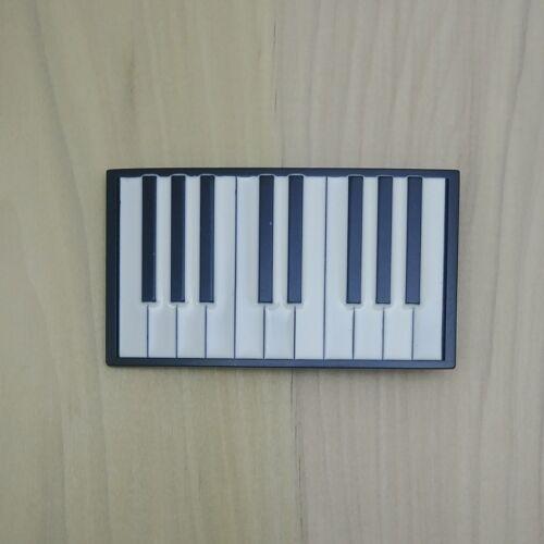 NEW! PIANO KEYS METAL BELT BUCKLE HEBILLA PIANO#13