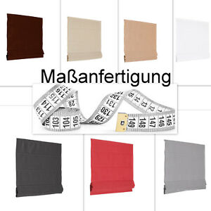 massanfertigung-BASIC-Cortina-Romana-Estor-plegable-PERSIANA-GRIS-BLANCO-choco