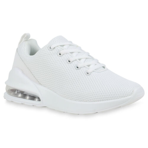 Damen Sportschuhe Laufschuhe Schnürer Gym Sneaker Freizeitschuhe 832784 Schuhe