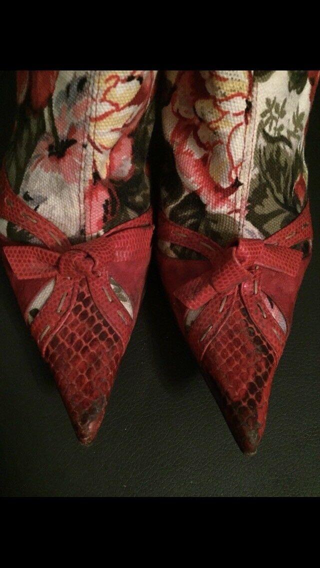 Trendy DOLCE  & GABBANA  DOLCE  Stivali da Donna Taglia 37   ecccbf