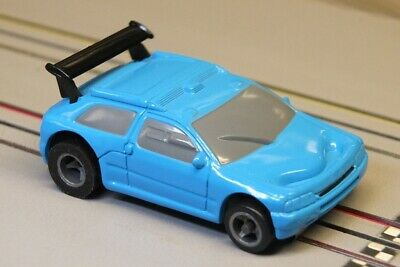 """/""""T/"""" Chassis Life Like Fast Trackers Ford Mustang Max-Traxx HO Slot Car"""