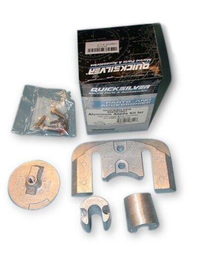 Anoden Mercruiser Aluminium Anodensatz Bravo Alu Anode Opferanode NEU 4430