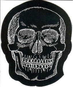 Skull-Patch-Death-Black-Metal-Occult-Halloween-Reaper-Zombie-Day-Of-The-Dead