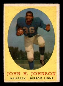 JOHN-H-JOHNSON-1958-TOPPS-1958-NO-75-EXMINT-22706