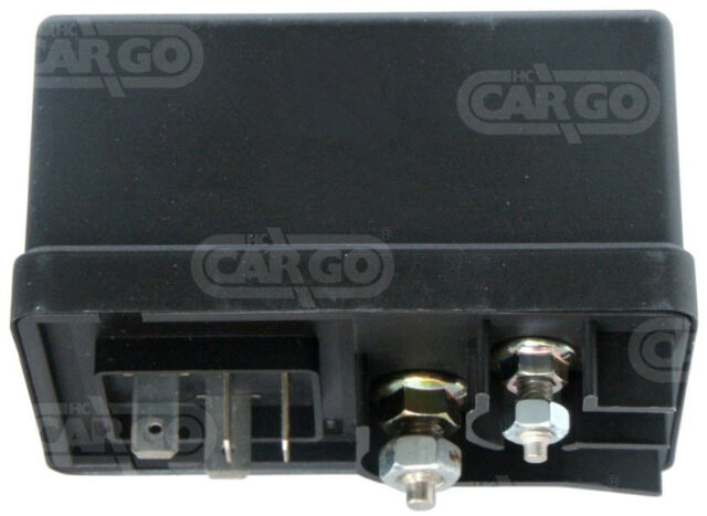 Glow Plug Heater Timer Relay 12v 6 Terminal Universal