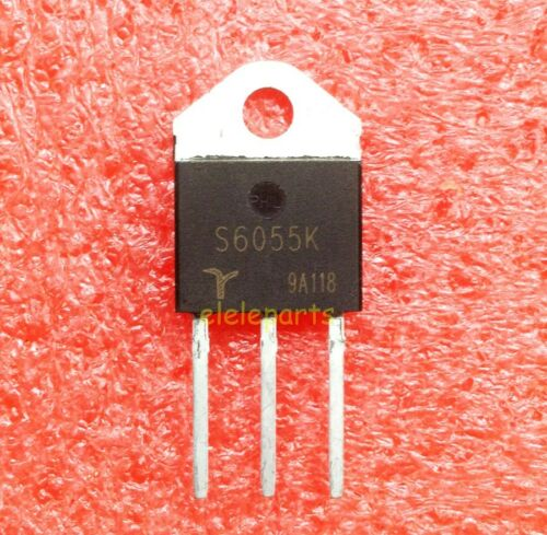 5pcs S6055K TO-3P