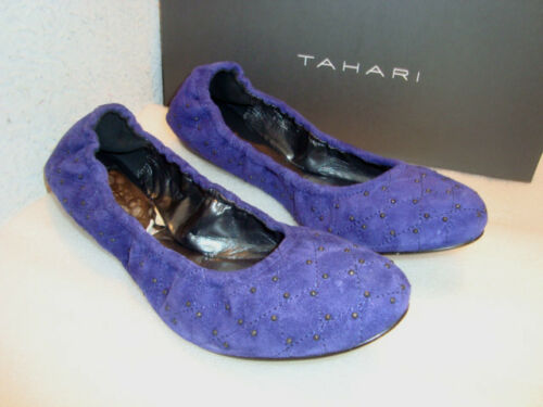 Purple Nwb Nuovo Shoes Vincent 5 Inheart 6 Tahari Womens Flats w4qxPvRR