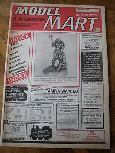 MODEL-amp-ACCESSORIES-MART-MAG-FEB-1988-CARS-RAILWAYS-BOATS-AIRCRAFT-MILITARY-ETC