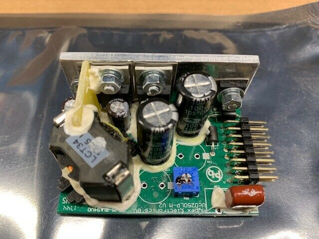 Hypex UcD250LP, 250W class D amplifier module (Low Profile Low Profile OEM)
