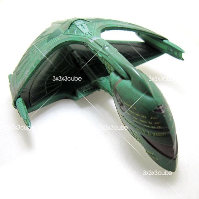 Romulan War Bird Diecast Model Starship Spaceship STAR TREK Collection #5