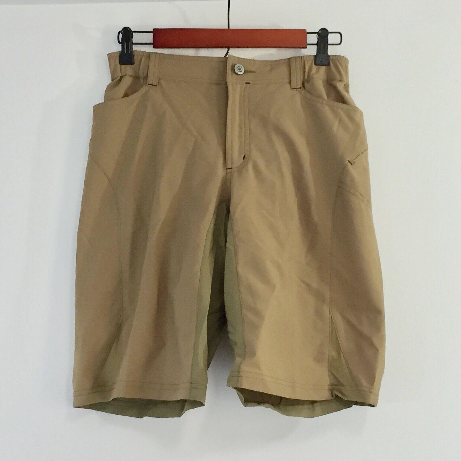 """NWT Gore Bike Wear donna Sz M Countdown 2.0 Lady Bike Shorts Waist 2830"""" nuovo"""