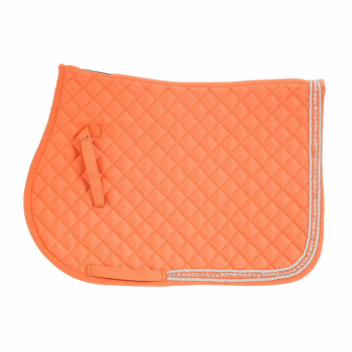 NEW  Horze Melrose Saddle Full Pad Full Saddle - Orange - Dressage or GP f1c21e