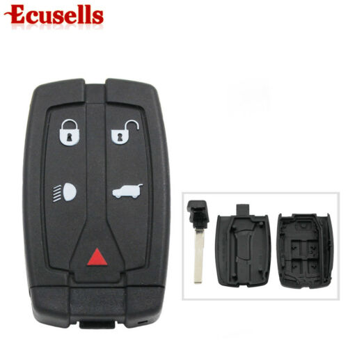Smart Key Case Shell for LAND ROVER LR2 Replacement 5 Button Genuine