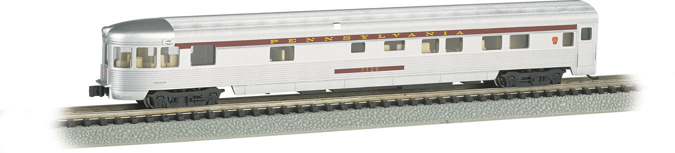 solo cómpralo Escala Escala Escala N - Vagones Observación Pensilvania Railroad 14552 Neu  Tu satisfacción es nuestro objetivo