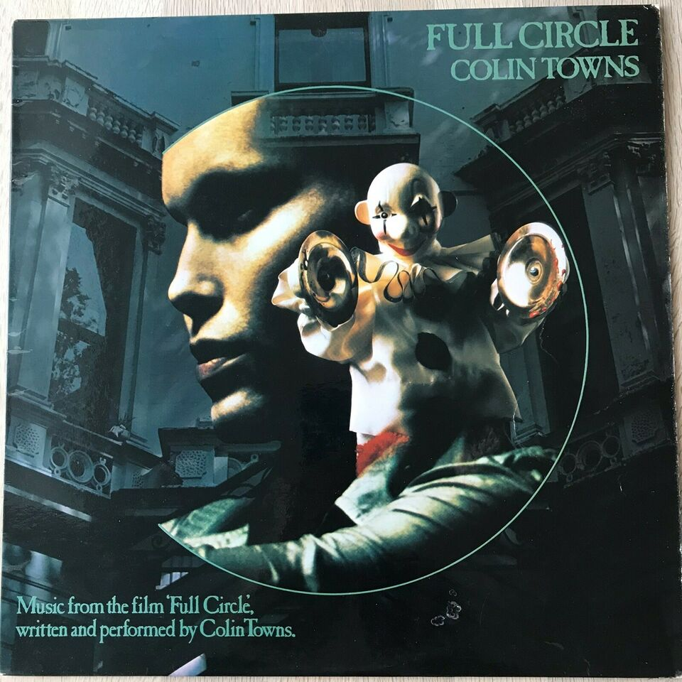LP, Colin Towns, Full Circle