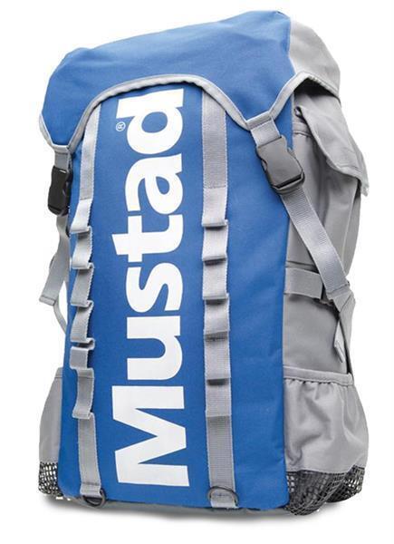 Mustad sac à dos accessoires bagage pêche leeda