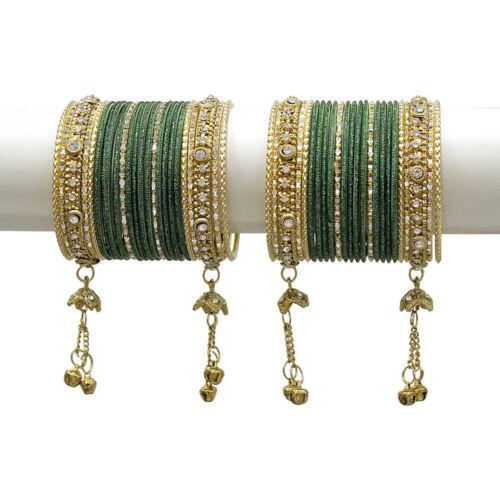 Indian Bollywood Costume Wedding Style Bangle Bracelet Fashion Designer Jewelry