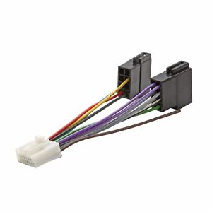 Outstanding Panasonic 16 Pin Iso Wiring Harness Adaptor Connector Lead Cable Wiring Database Numdin4X4Andersnl
