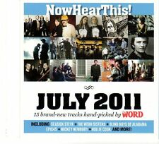 (FP799) Now Hear This! Issue 101 July 2011 - The Word CD