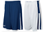 navy maroon Under Armour mens Undeniable reversible Basketball Shorts  red