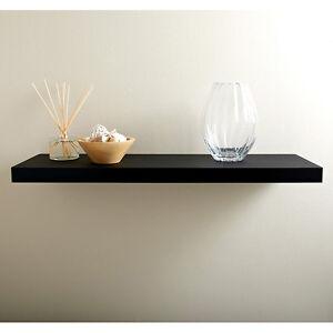 Lixa 80cm Wandhalterung Schwebendes Lautsprecher Regal Display Dekoration unsichtbare Halterung