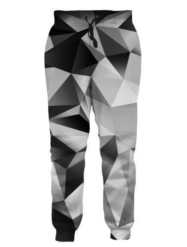 Galaxy Animal Flag 3D Print Mens Women Long Pants Sports Jogger Baggy Sweatpants