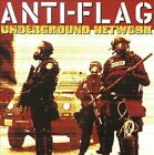 Underground Network [PA] by Anti-Flag (CD, Apr-2001, Fat Wreck Chords)